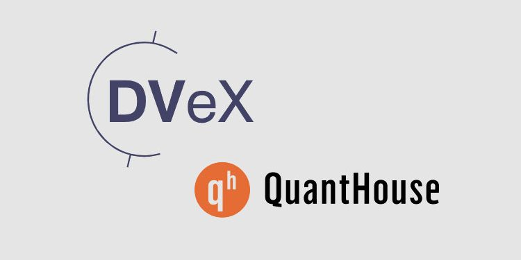 Trading Solutions Provider QuantHouse to Provide Crypto Trading Data Through its API via DVeX