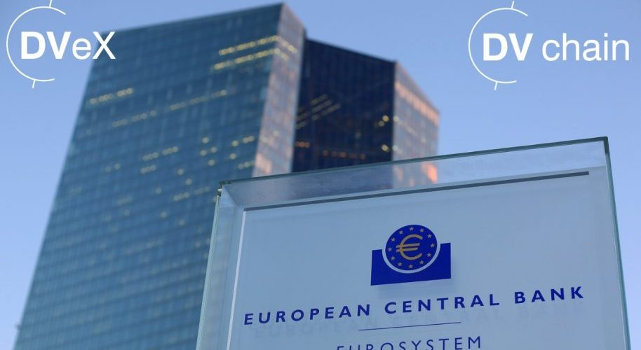 European Central Bank Pushes For Active Role in Crypto