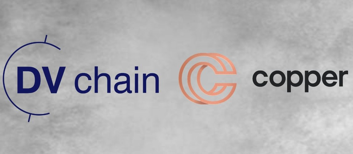 Copper Integrates with DV Chain to Boost Liquidity for Institutions