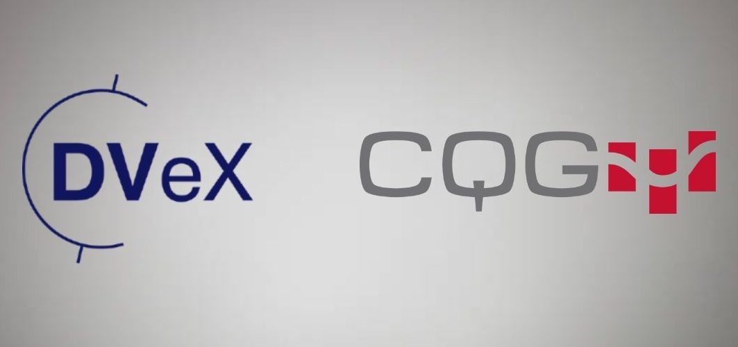CQG Partners with DVeX to Offer Front-End Platforms to New Cryptocurrency Exchange