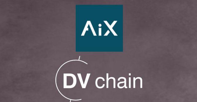 AiX Completes First Trade w/ DV Chain & GSR Markets