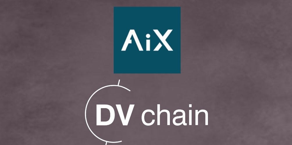 AiX Completes First Trade w/ DV Chain & GSR Markets
