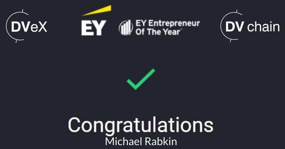 Our Head of Global Partnerships, Michael Rabkin has been nominated to the EY Entrepreneur of the Year Program