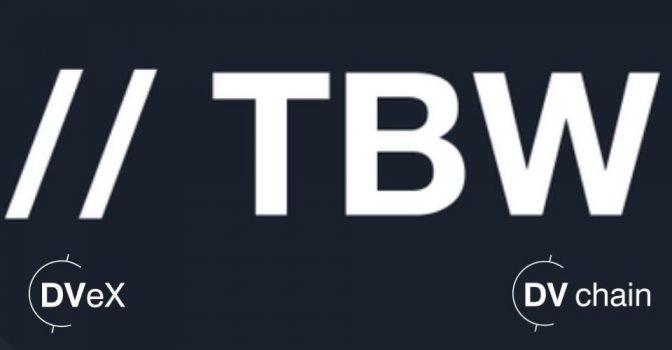 DVeX & DV Chain are Proud to Support Toronto Blockchain Week 2020
