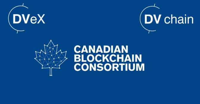 Michael Rabkin of DV Chain and DVeX joins the Canadian Blockchain Consortium as the new Provincial Director for Ontario