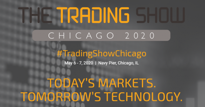 DV Trading / DV Chain / DVeX to Attend and Keynote the Chicago Trading Show