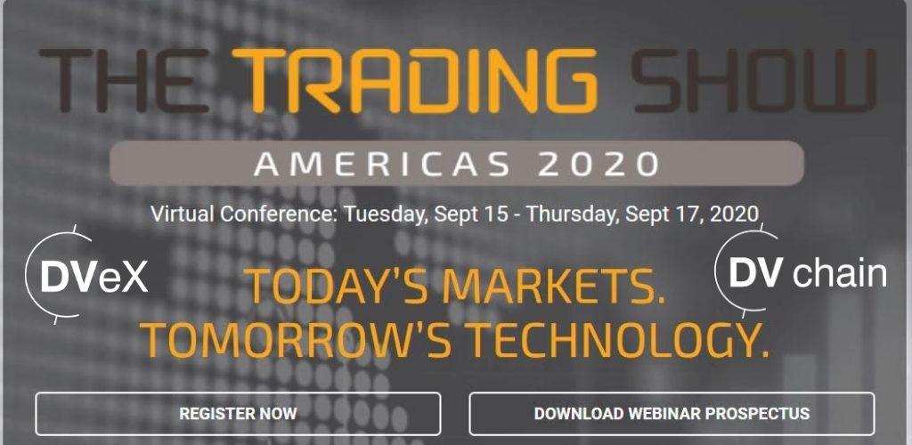 DV Chain / DVeX Attend the North American Virtual Trading Show