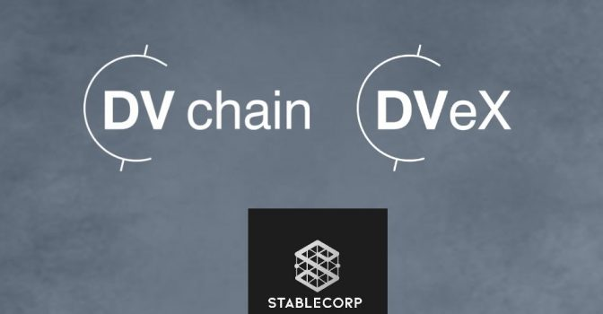 DVeX & DV Chain Join Consortium Partners to Catalyze the Growth of Next Generation Financial Infrastructure Globally
