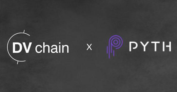 DV Chain Joins Pyth Network